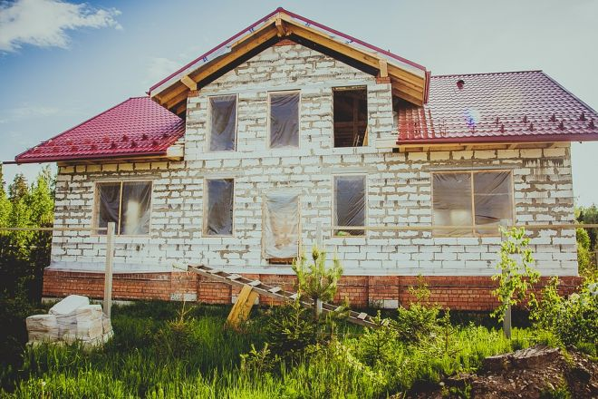 rekonstrukce stavba na klic