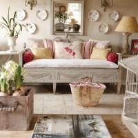 Francouzský venkov aneb provensálský styl interiérů