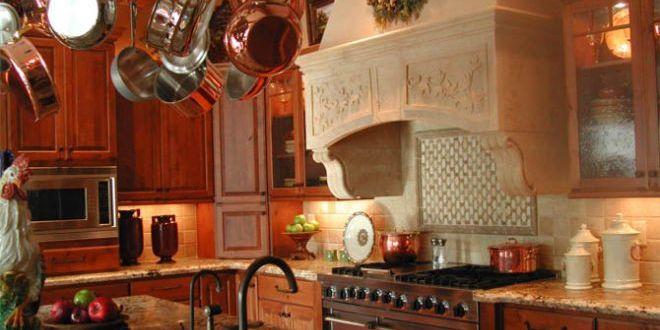 Rustikální kuchyně vdechne domovu to pravé kouzlo