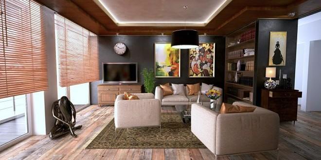 Obrazy jsou umění interiéru. Víte, jak je správně umístit?
