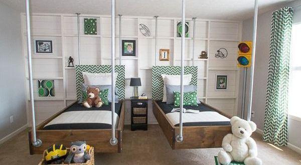 Závěsná postel pro stylový a kvalitní spánek