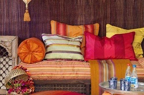 Cesta za exotikou aneb etno styl interiéru