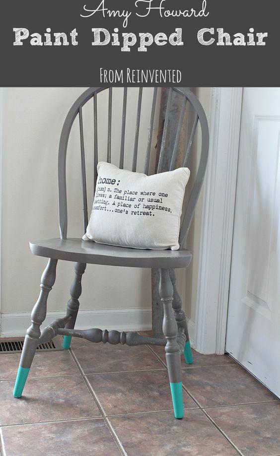 rekonstrukce židle
