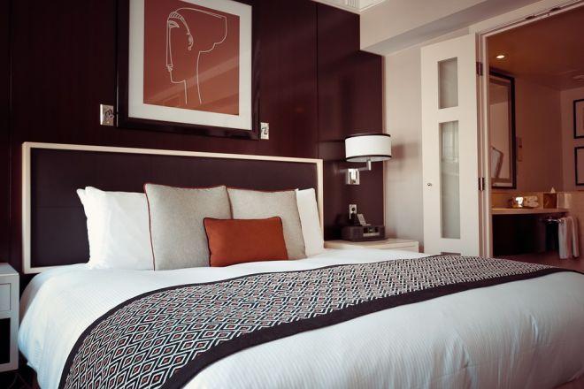 jak vytvořit luxusní postel