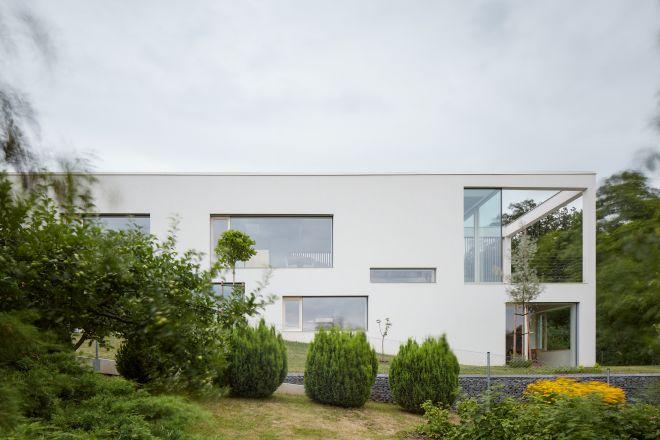 Rodinné domy vo svahu – projekty, inšpirácie