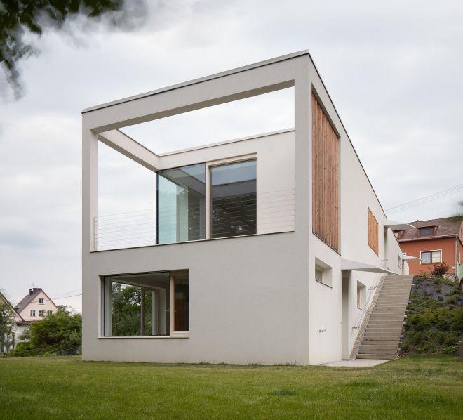 moderné bývanie rodinný dom
