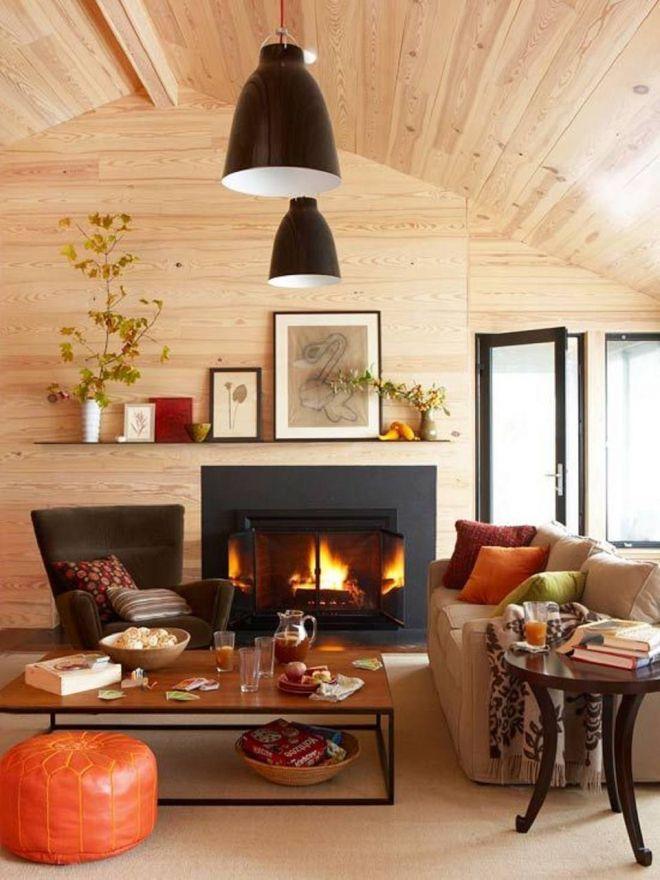 podzimní výzdoba dom byt