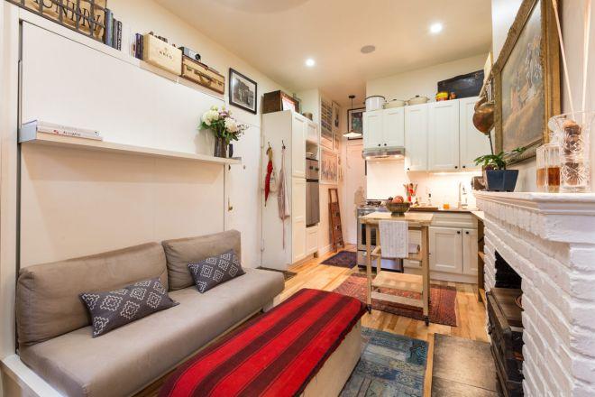 Malý byt plný stylu