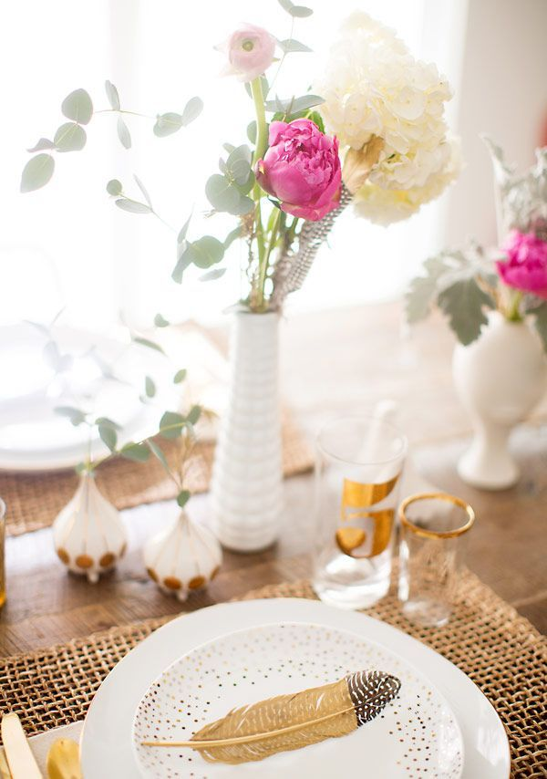 Květinová, dekorativní, jarní výzdoba