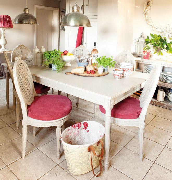 Kuchyňa v štýle Provensálska