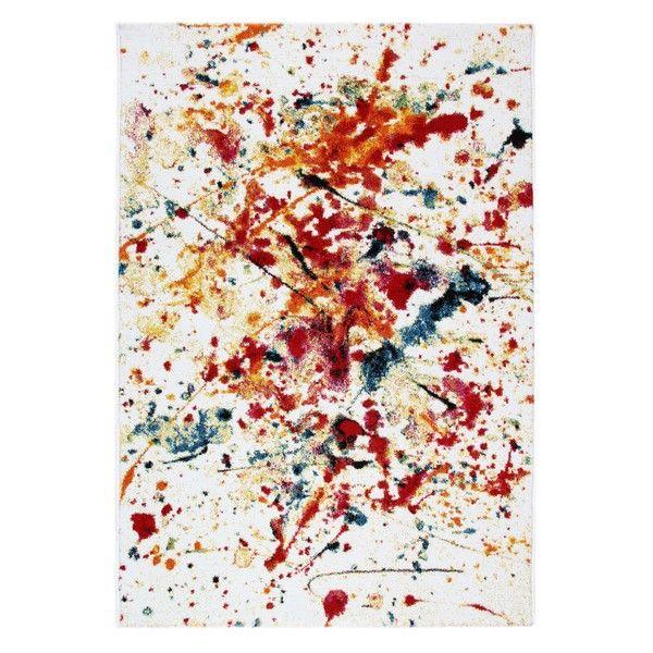 koberec jako malirske platno