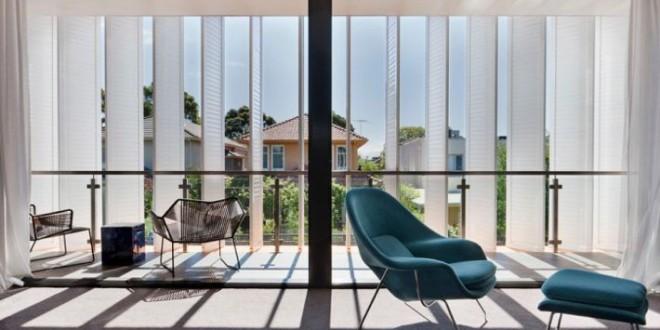 Jak si zachovat soukromí a pohodlí když máte velká okna?