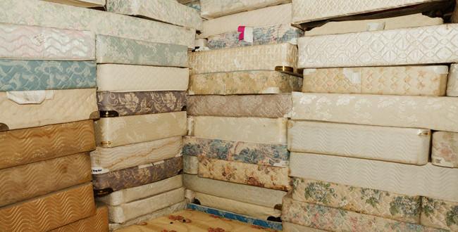 Jak si vybrat vhodnou matraci na spaní?