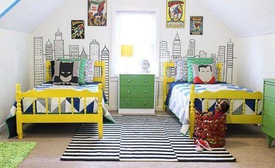 Inšpirirujúca a originálna detská izba