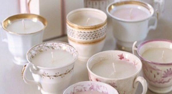 Homemade dekorace aneb jak vyrobit svíčku