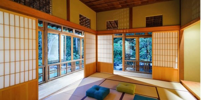 10 kroků k japonskému stylu bydlení