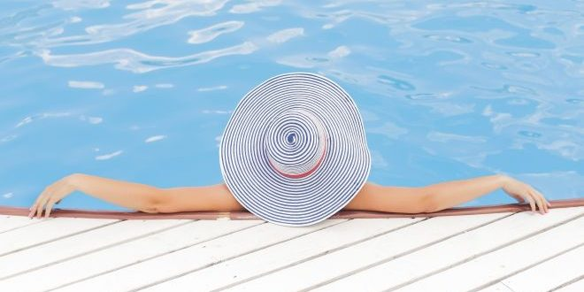 Když léto, tak ve vlastním bazéně