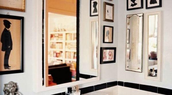 Moderní koupelna může být i útulná
