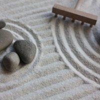 Zenová zahrada, aneb vytvořte si místo k relaxaci